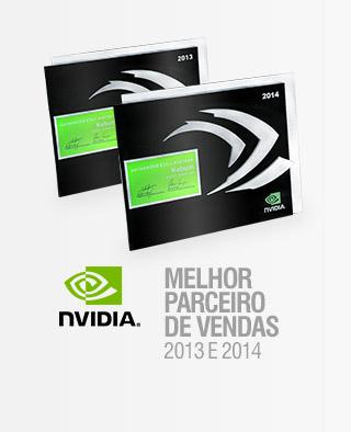 MELHOR PARCEIRO DE VENDAS 2013 E 2014