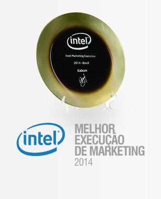 MELHOR EXECUÇÃO DE MARKETING 2014