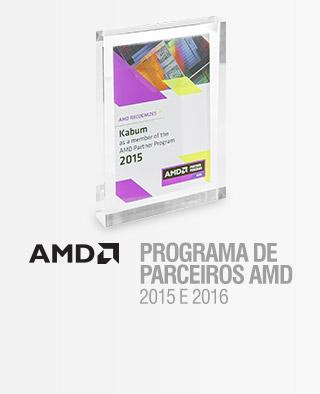 PROGRAMA DE PARCEIROS AMD 2015 E 2016