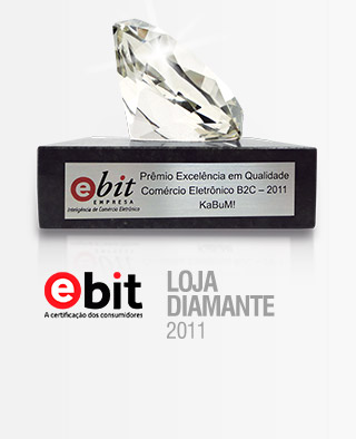 ELEITA LOJA DIAMANTE 2011 - PREMIAÇÃO EBIT